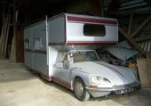 Puzzle DS CAMPING CAR