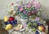 composition de table