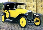 CITROËN 10HP TYPE A 1919
