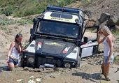 LAND ROVER EMBOURBER