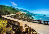 la california dream road
