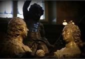 L'Impératrice Marie-Therese et son époux