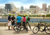 Montréal en vélo