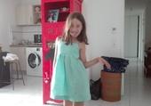 Nina dans la cuisine de maminou