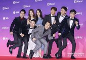 Running man (Red carpet)