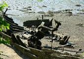 photo épave bateau