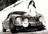 Renault alpine berlinette