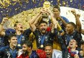 la finale de la coupe du monde 2018