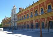 Andalousie - Palais de san Telmo