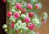 bouquet d'oeillets mignardises