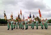 Puzzle Armée Espagnole   La Légion