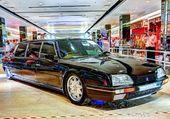 Citroën cx prestige limousine