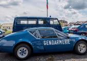renault alpine a310 gendarmerie