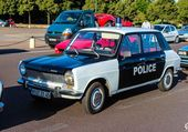 SIMCA 1100 POLICE