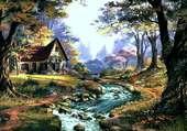 superbe paysage