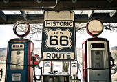 Puzzle La route 66