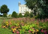 Jardin près de Lyon