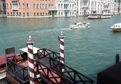 Le Drand Canal à Venise