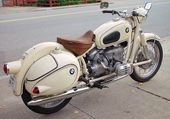 BMW R50 1959