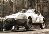 CITROËN DS EN RALLY