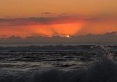 coucher de soleil La Réunion