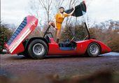 Puzzle FIAT ABARTH 2000 PIRIFARINA 1969