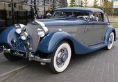 MERCEDES 320 A CABRIOLET 1939