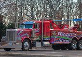 Puzzle camion peterbilt