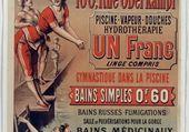 Puzzle BAINS PARISIENS
