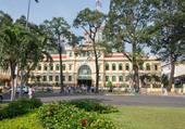 Saigon : la poste