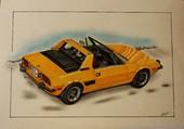 Fiat X1/9 eme