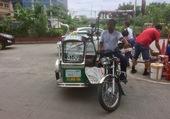 Moto aux Philippines