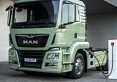 Puzzle camion man