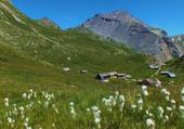 hameau d'estive de Clapeyto