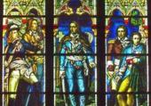 Les chefs vendéens à Beaupréau