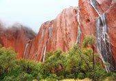 Puzzle Cascades Uluru
