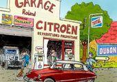 Puzzle Garage Citroen