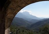 La Montañesa depuis l'église de Revilla