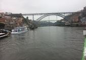 Pont sur le Douro à Porto