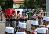 Armée Française ,  La Légion en Deuil