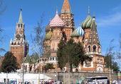 Basile le Bienheureux Moscou