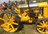 Quel beau tracteur!