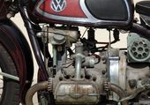 Puzzle MOTO VW MOTEUR CHOUPETTE