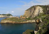 Côte du sud de l'Italie