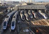 Puzzle Gare TGV