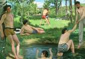 Puzzle frederic bazille