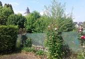 Le clocher du village