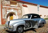 Puzzle MERCEDES 320 SYLVER 6 CYLINDRES