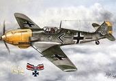 Armée Allemande , Avion  Messerschmitt