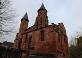 Eglise de collonges la rouge